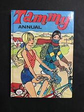 TAMMY ANNUAL FROM 1975 A FLEETWAY ANNUAL, 143 PAGES