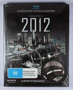 2012 Blu Ray NEW FREE POST