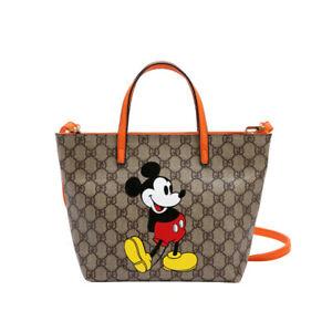 Mickey Mouse Women Shoulder Messenger Shopping Bag Lady Handbag FREE SHIPPING