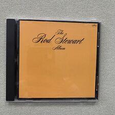 The Rod Stewart Album Cd Mercury P2 30572 Nm- 1990 rock pop remastered reissue