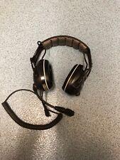Msa Sordin Headphones for Kenwood two way radio x4