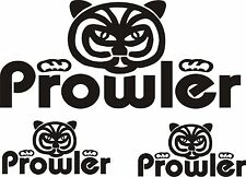 Fleetwood prowler kit 3 decals RV sticker decal graphics trailer camper rv USA