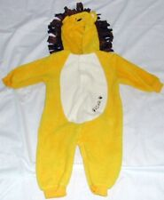 Lion Costume Infant 6-9 Months Roar One Piece Halloween Baby Unisex