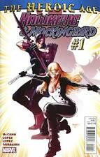 Hawkeye & Mockingbird #1 Avengers Comic Book - Marvel