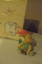 Cherished Teddies Rya I Am Green W Envy For You #203041