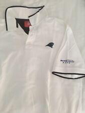 NFL Carolina Panthers Golf Polo Shirt Large