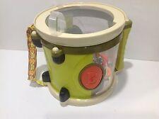 Kids B Parum Pum Drum and Musical Instrument Set of Five Colorful Instruments