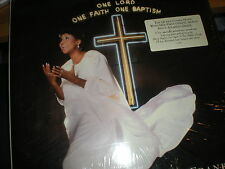 Aretha Franklin One Lord One Faith One Baptism NEW SEALED DBL VINYL