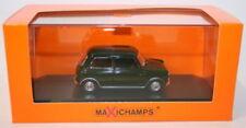 Voitures, camions et fourgons miniatures verts Mini 1:43