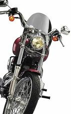 National Cycle N21710 Switchblade Tinted Windshield Shorty Honda Kawasaki