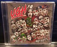 Alla Xul Elu - UGH 70 CD SEALED AXE twiztid horrorcore blaze ya dead homie mne