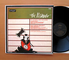 The Mikado Gilbert & Sullivan National Musicale Company Allegro ALL 715 EX/EX