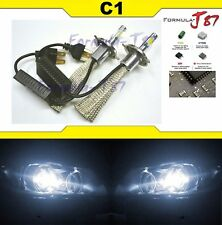 LED Kit C1 60W 9003 HB2 H4 5000K White HEAD LIGHT REPLACEMENT HIGH LOW FIT