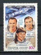 30374) RUSSIA 1983 MNH** Soyuz T-5-7 1v. Scott#5126