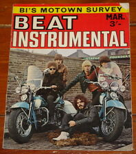 BEAT INSTRUMENTAL NO. 59 1968 ~ MOVE DON PARTRIDGE PEDDLERS MOODY BLUES EQUALS