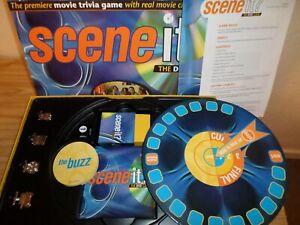 Scene It Board Game from Mattel