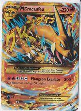 M Dracaufeu EX Secret - XY2:Etincelles - 107/106 - Carte Pokemon Neuve Française