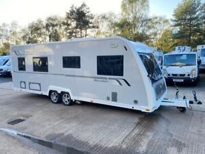 2012 Buccaneer Clipper Touring Tourer Caravan 4 Berth