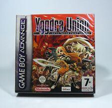YGGDRA UNION für Nintendo GBA - NEU und in Folie GameBoy Advance game boy