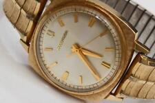 vintage BULOVA ACCUTRON 214 men's wristwatch c.1968 - EXCELLENT CONDITION