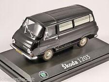 SKODA 1203 HEARSE 1/43 scale model by ABREX