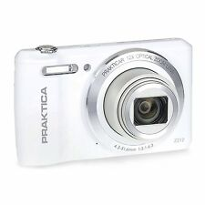 Praktica Luxmedia Z212 Digital Kompakt Kamera - weiß