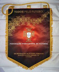 Algarve Women's Football Cup / Mundialito de Futebol Feminino 2006 pennant