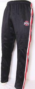 NEW Ohio State Buckeyes Colosseum Black Pocket Athletic Sweat Pants Men's L
