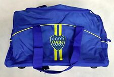 Club Atletico Boca Juniors Duffle Bag Official Licensed Rhinox