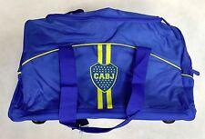 Club Atletico Boca Juniors Duffle Bag Official Licensed Rhinox