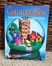 McGraw-Hill Communities:Adventures Time/Place 3rd Grade 3 History Textbook CCSS