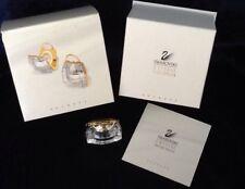 Swarovski Secrets Handbag Clock in Original Boxes w COA Mint