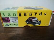 Vanguards Morris Minor Convertible. 1:43 Scale