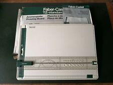 Faber Castell TZ-Standard A3 - 1073 drawing board original box instructions