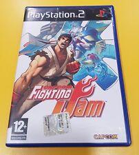 Capcom Fighting Jam GIOCO PS2 VERSIONE ITALIANA