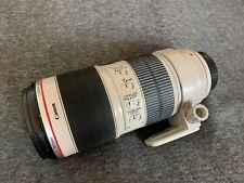 Canon EF 70-200mm f/2.8L IS II USM Objektiv Telezoomobjektiv TOP Zustand