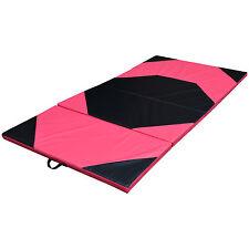 Turnmatte Bodenmatte Weichbodenmatte Gymnastikmatte klappbar 300x120x5 cm