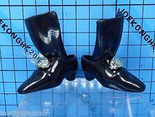 Mattel 1:6 Disney Peterpan Captain Hook Figure - Black Shoes