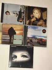 Barbra Streisand 5 CD Lot - Release Me, Stony End Higher Ground, Love Like Ours