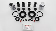 Volvo C30 2006-2012 REAR L & R Brake Caliper Repair Kit +Pistons (BRKP62)