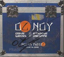 Asian Twistz: Live in Asia [Digipac] * by Oz Noy Trio (CD, 2015) Original Signed