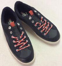 Puma ARCHIVE LITE LOW Men Sneaker Black Gray Lace Up Sz 10.5 #355093 01