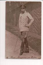 Vintage Postcard Crown Prince Wilhelm of Germany