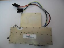 Terrasat Rf Microwave Power Amplifier Transmitter 7.7-8.5Ghz Ed-0197-9 Sma