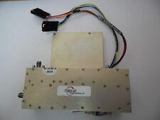 TERRASAT RF Microwave Power Amplifier Transmitter 7.7-8.5GHz  ED-0197-9 SMA