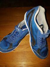 Schuhe Sneakers Leder Gr. 32 NEU blau weiß grün Deichmann Venice