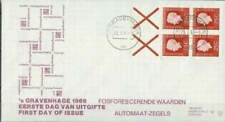 Nederland eerstedag envelop met NVPH nummer PB09 Fosfor (a)