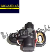 1764 - INTERRUTTORE STOP NERO PICCOLO VESPA 125 VNB6T SPRINT SUPER GTR TS