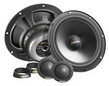 "ETON POW 200.2 8"" 20cm 2 - Way Component Car Audio Speakers 70w RMS"