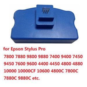 Cartridge Chip Resetter For Epson 4400 7600 9600 4800 4880 7800 9800 7880 9880